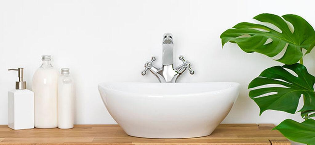 Kylpyhuoneeseen sijoitetut kasvit piristävät