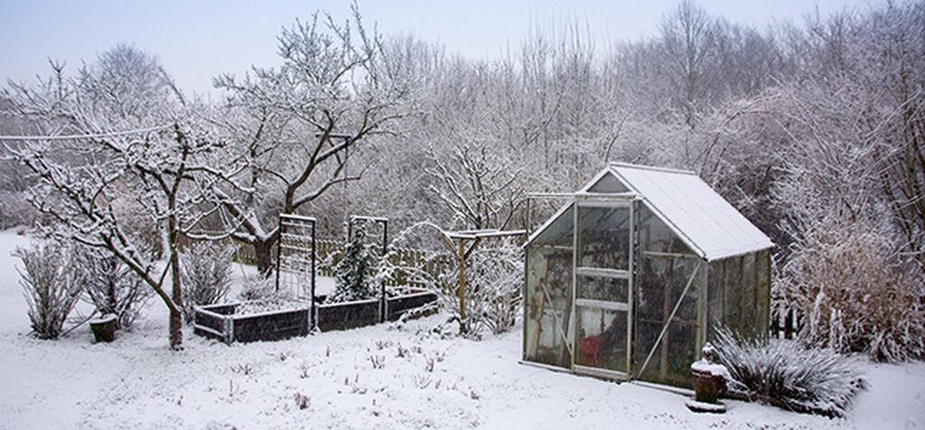 Kylvä talvella ja kerää sato keväällä