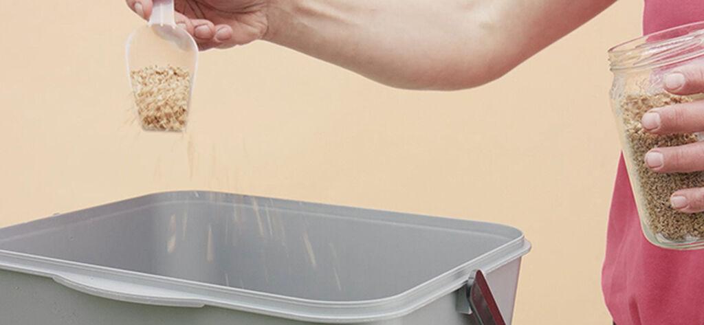 Luo oma komposti bokashi-menetelmän avulla