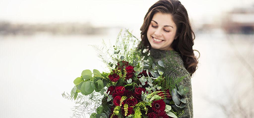 Opettele kukkien salainen rakkauden kieli
