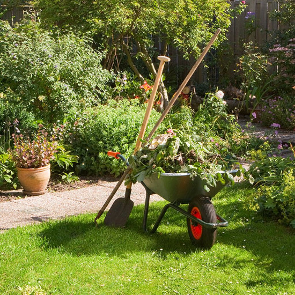 Kesäkuu – kesäinen puutarha lumoaa