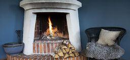 Kodin lämmittäminen puilla