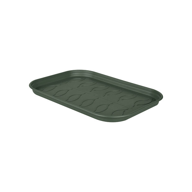 Alusvati Green Basics Grow Tray Saucer S, Pituus 24 cm, Vihreä