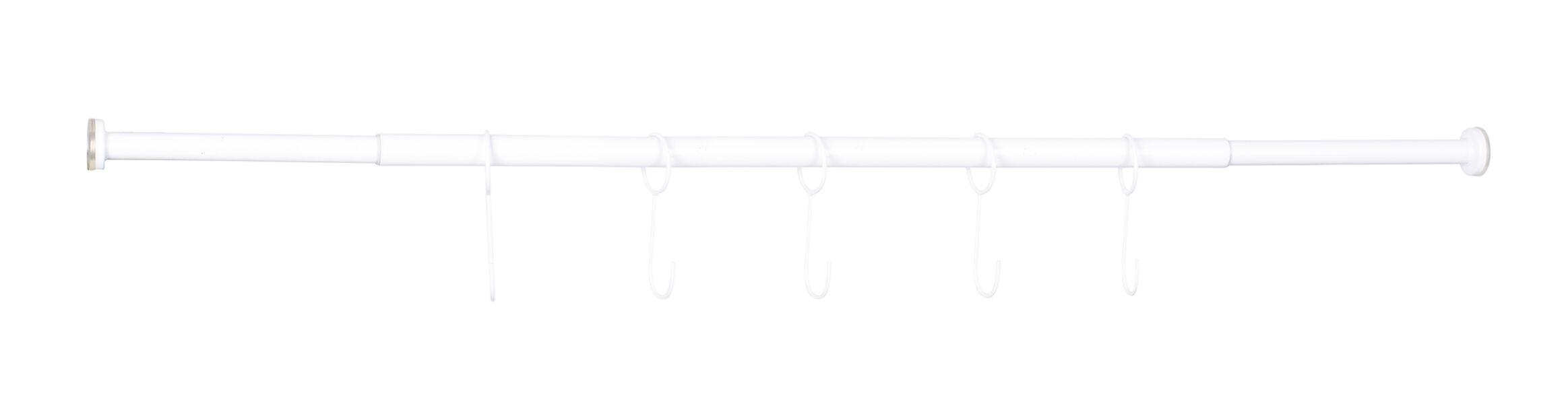 Ikkunatanko Situne, Pituus 140 cm, Valkoinen
