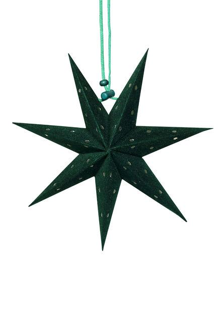 Joulukoriste mini adventtitähti, Vihreä