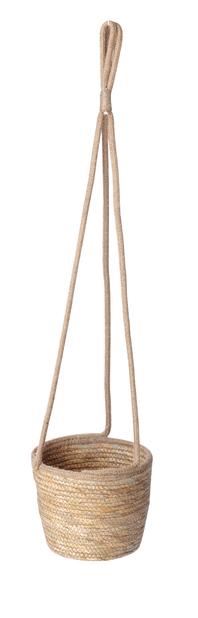Evin-amppeliluonnonvärinen, Ø18 cm, Beige