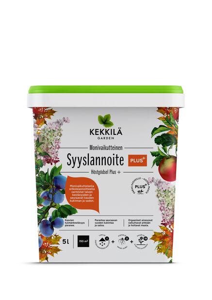 Syyslannoite, 5 kg
