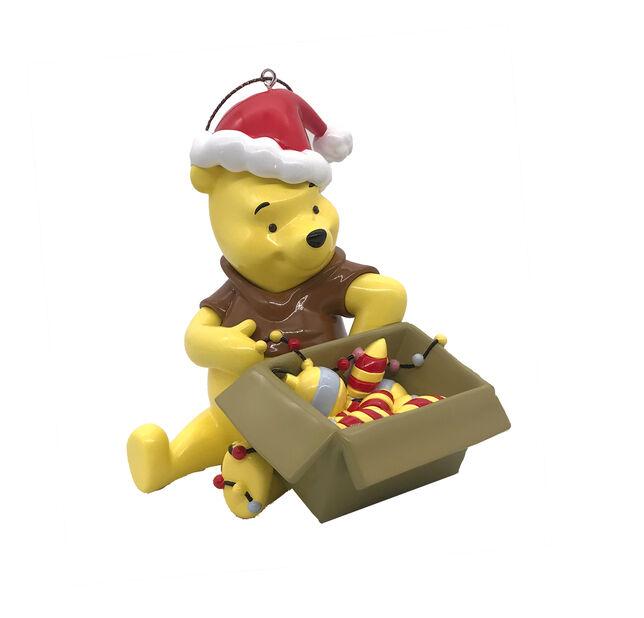 Joulukoriste Disneyn Nalle Puh, Korkeus 7.5 cm, Keltainen