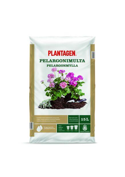 Pelargonimulta, 15 L