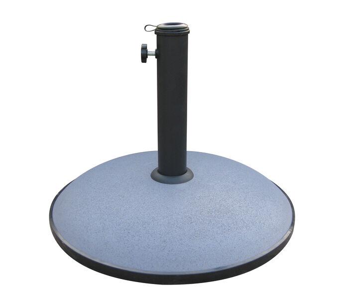 Aurinkovarjon jalka Ture, 20 kg, Harmaa