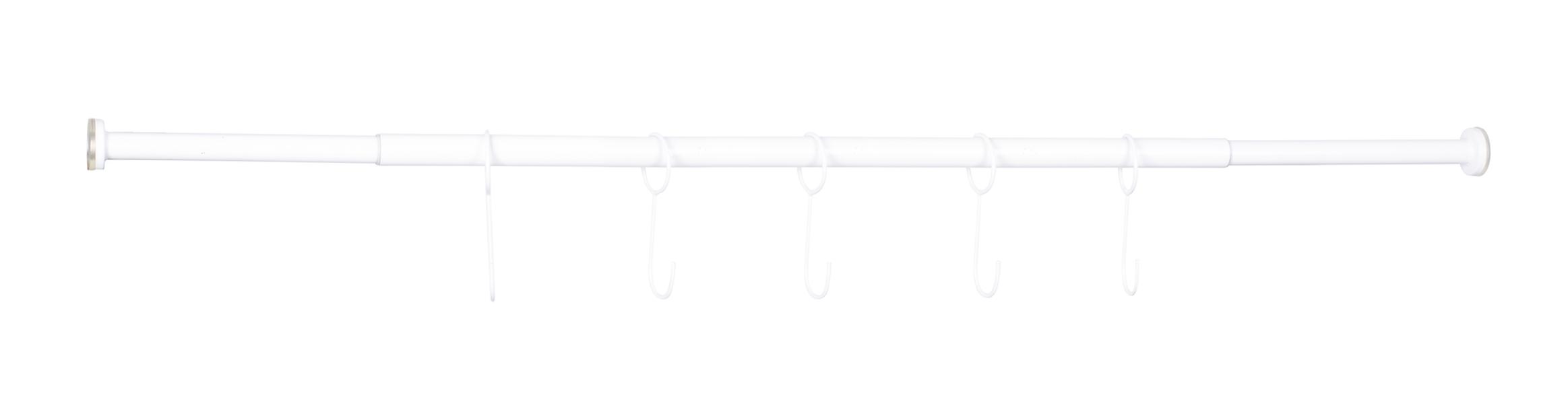 Situne-ikkunatanko, Pituus 140 cm, Valkoinen