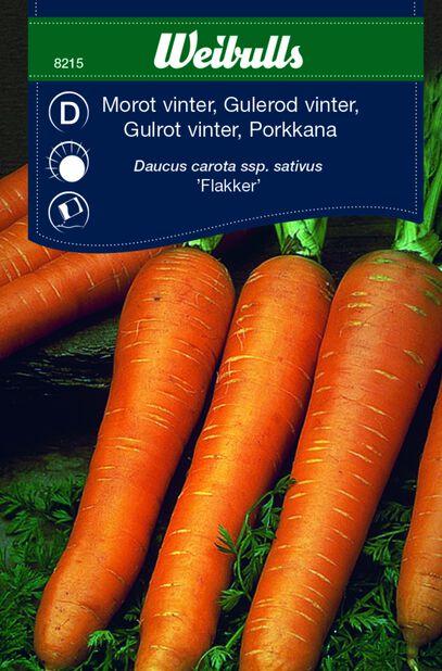 Porkkana 'Flakker'