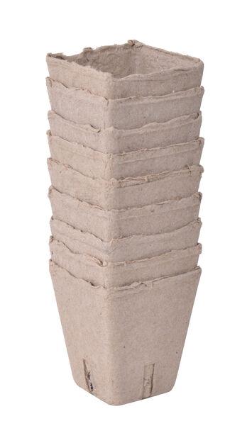 Kuituruukku 12 kpl/pakk., Leveys 5 cm, Beige