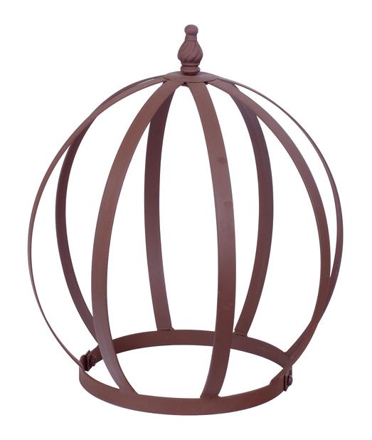 Met tuki kruunu, Korkeus 30 cm, Kupari