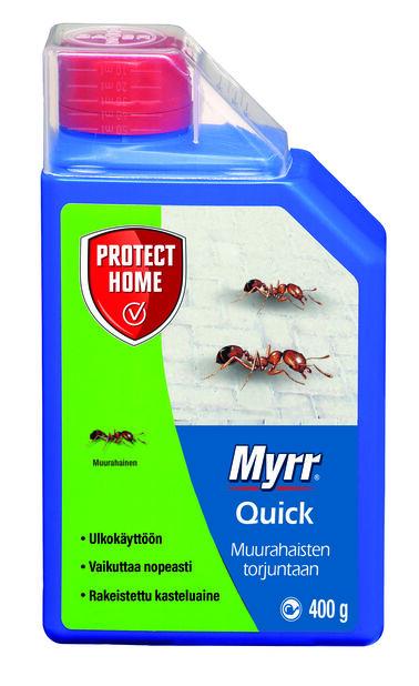Quick Myrr muurahaistorjuntaan, 400 g