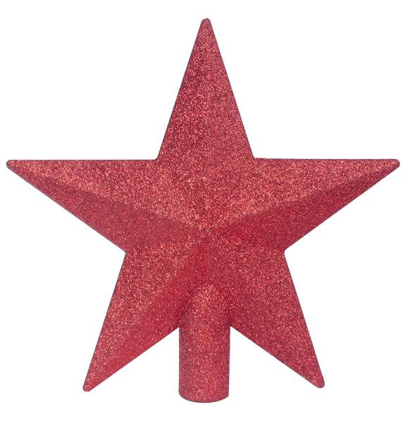Latvatähti Glitter, Ø20 cm, Harmaa