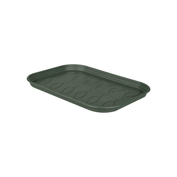 Kasvatusalusta Green Basics S, Pituus 24 cm, Vihreä