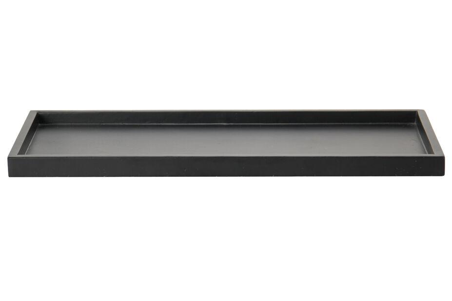 Aluslautanen Nova 54 cm musta