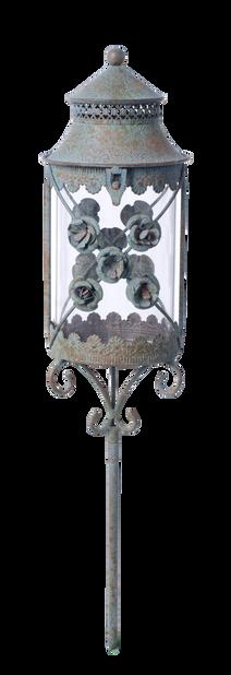 Hautalyhty Fiore 52 cm
