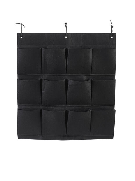 Seinä riippuva musta 85x79 cm
