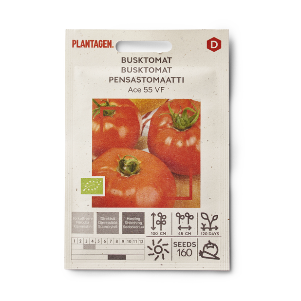 Tomaatti 'Ace 55 VF'