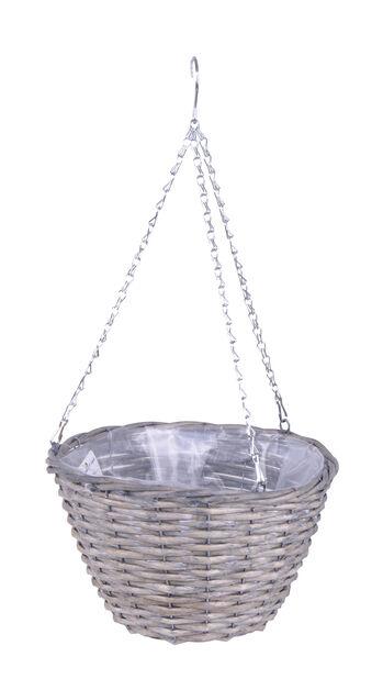 Pajuamppeli, Ø31 cm, Harmaa