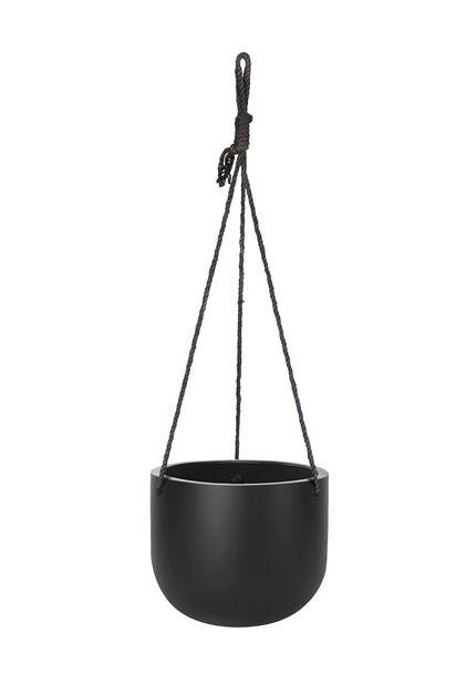 Amppeli Nova , Ø23 cm, Musta