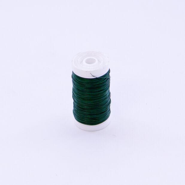 Rautalanka vihreä 100 g