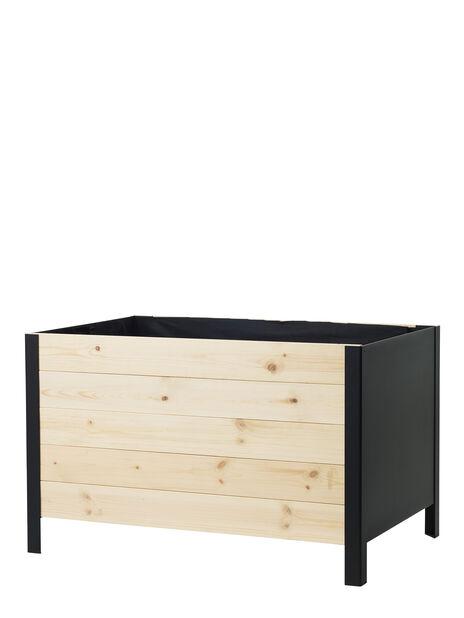 Cultura istutuslaatikko, Pituus 78 cm, Puunvärinen