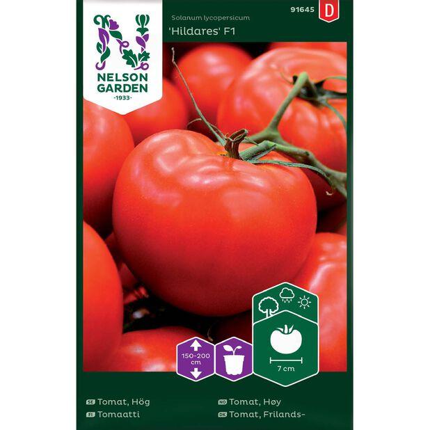 Tomaatti 'Hildares', Monivärinen