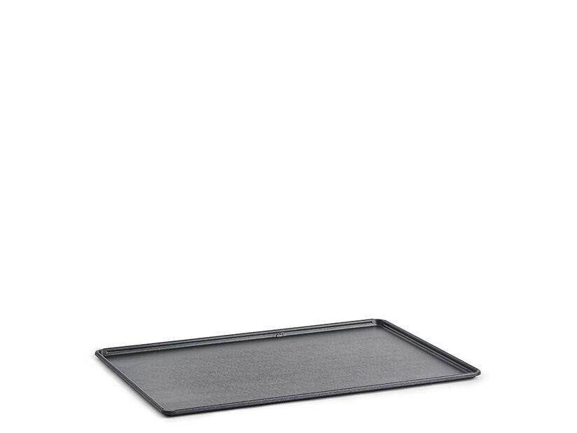 Alusta lavakaulukseen S, Pituus 60 cm, Musta
