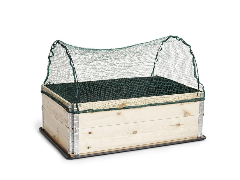 Rastasverkko, Pituus 115 cm, Vihreä