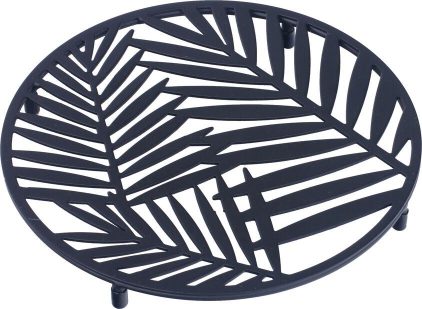 Ruukunalusta Rebecka, Ø20 cm, Musta
