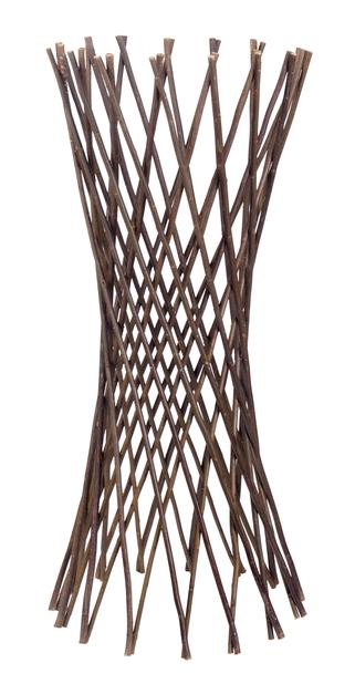Pajutuki rumpu, Korkeus 90 cm, Ruskea
