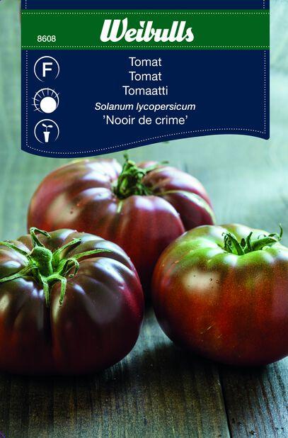 Tomaatti 'Noire de Crimée'