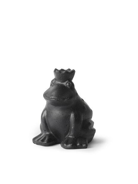 Sammakko, Korkeus 14 cm, Musta