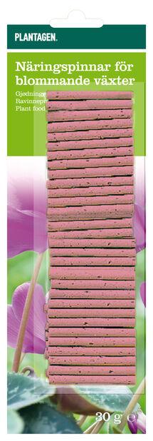 Ravinnepuikko kukkiville kasveille, 30 kpl, Punainen