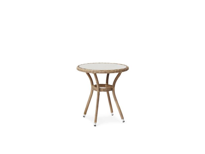 Cafepöytä Lotus, Ø70 cm, Beige