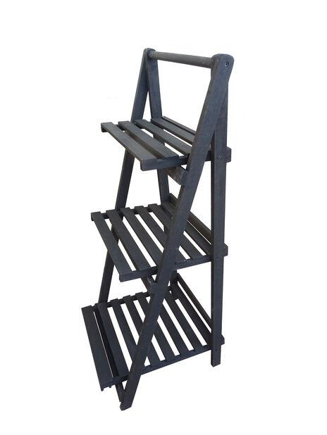 Kasvihylly Sigge, Korkeus 122 cm, Musta