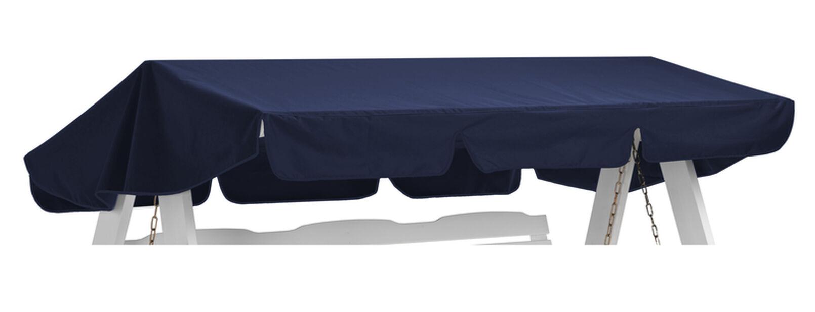 Dalom keinukatto, tummansininen, Pituus 191 cm, Tummansininen