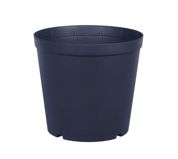 Istutusruukku Floria, Ø21 cm, Musta