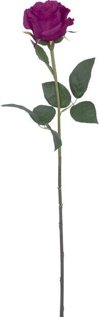 Ruusu tekokasvi, Korkeus 63 cm, Pinkki