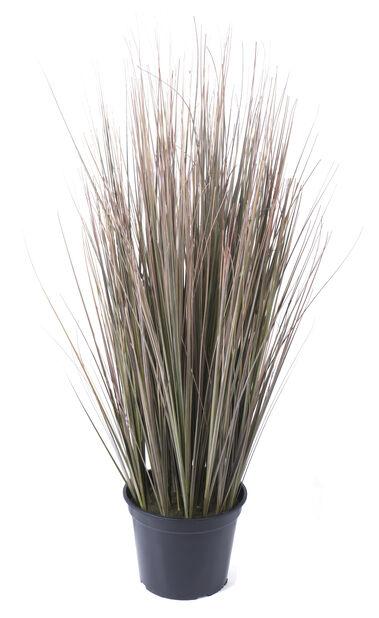 Koristeheinä tekokasvi, Korkeus 76 cm, Vihreä