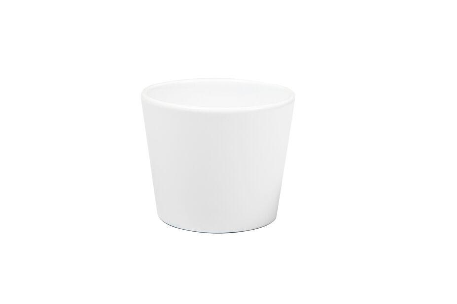 Miniruukku Harmoni , Ø8 cm, Valkoinen