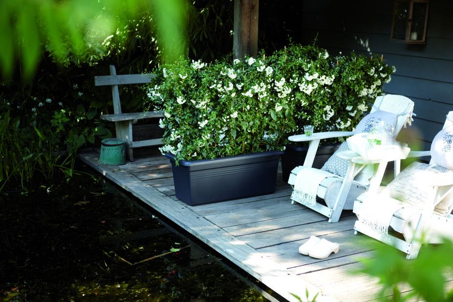 Viljelylaatikko Green Basics Garden XXL, Pituus 80 cm, Vihreä