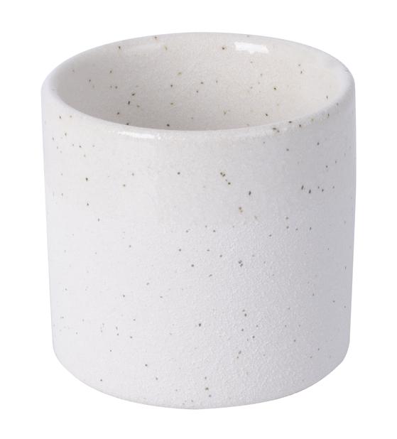 Miniruukku Calla, Ø7 cm, Valkoinen