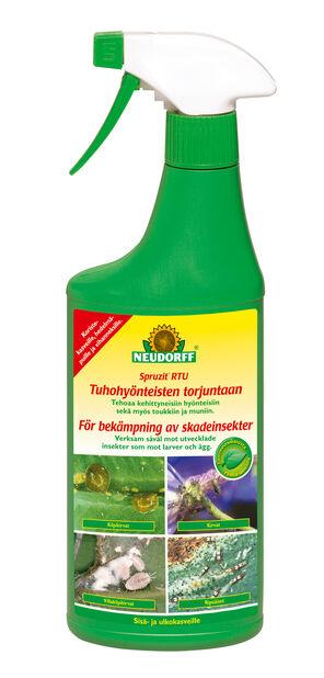 Tuhohyönteisten torjunta 500 ml