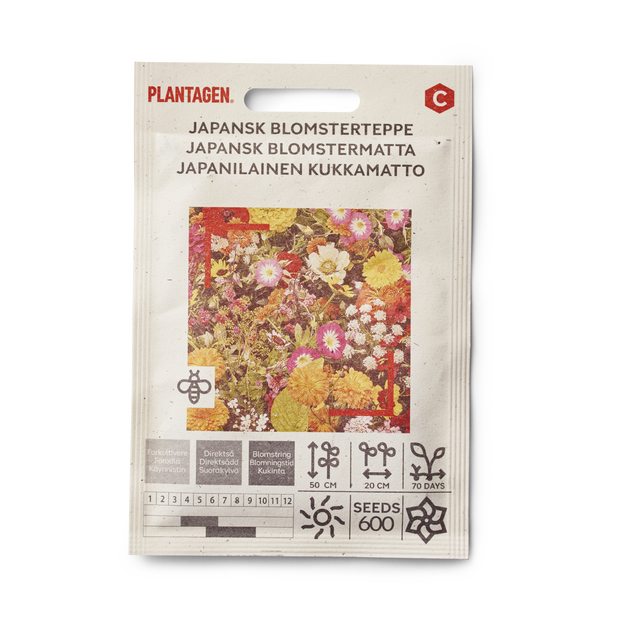 Japanilainen kukkamatto