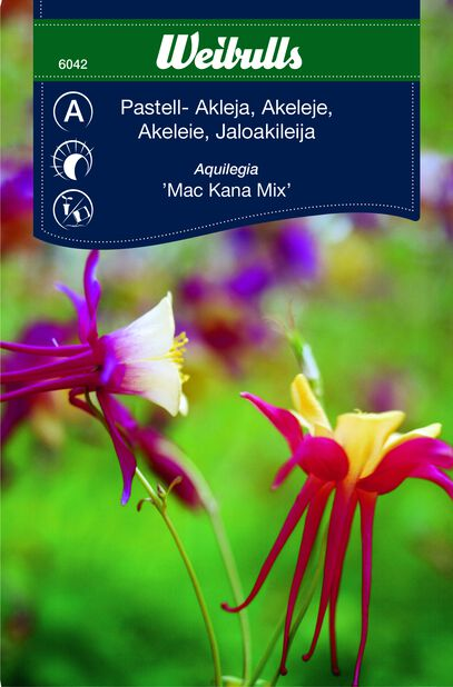 Jaloakileija Mac Kana Mix