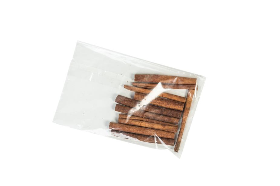 Kanelitangot, 250 g, Ruskea